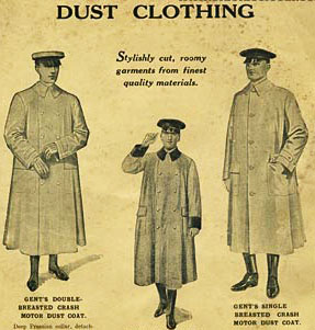 Duster, Popover, Housecoat, Robe…What's the Darn Difference?