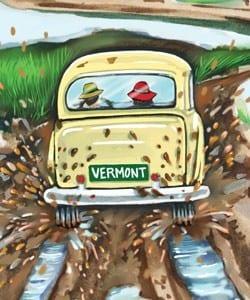 mud season in vermont