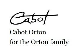 Cabot Orton