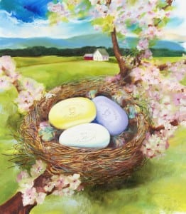 Nest Cover-Donnel Barnum