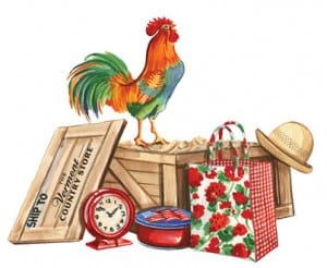 Vermont Country Store Summer Rooster