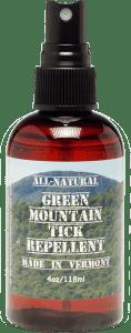 Green Mountain Tick Repellent