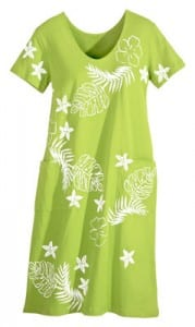 M. Mac Treasure of the Tropics Dress