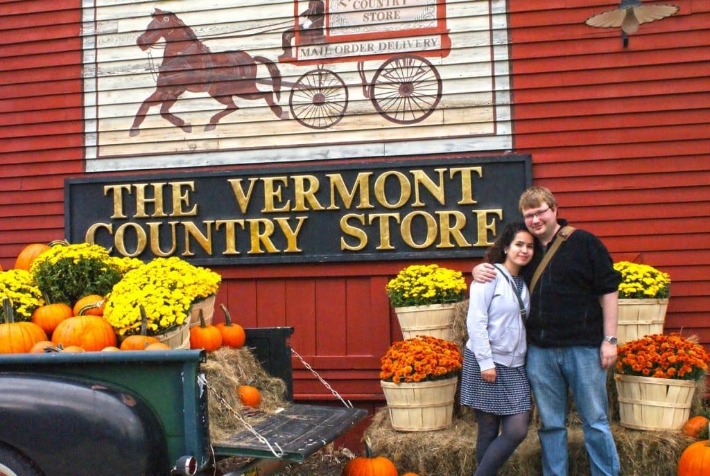 Vermont Fall Foliage Season 2015 Leaf Peeping Trails