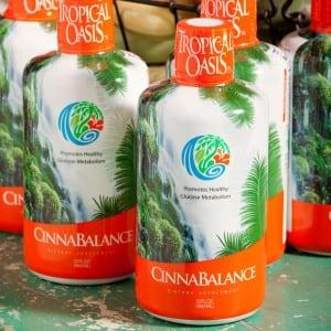 Cinnabalance: Liquid cinnamon bark