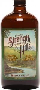 Strength Of The Hills Super-Premium Apple Cider Vinegar Tonic