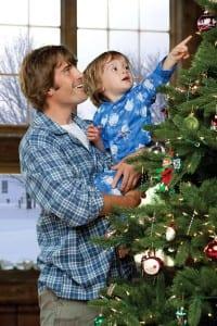 Eliot Orton and son