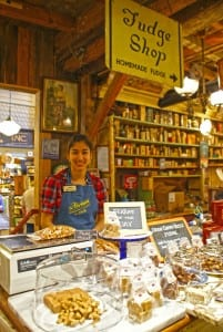 Stroll down Memory Lane at The Vermont Country Store.