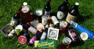 Enjoy Vermont microbrew beers.