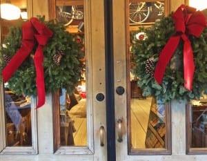 Weston store doors