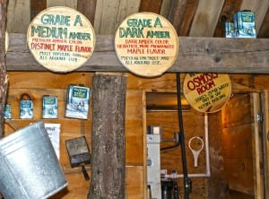 Tour a sugar shack and learn how maple syrup is made.