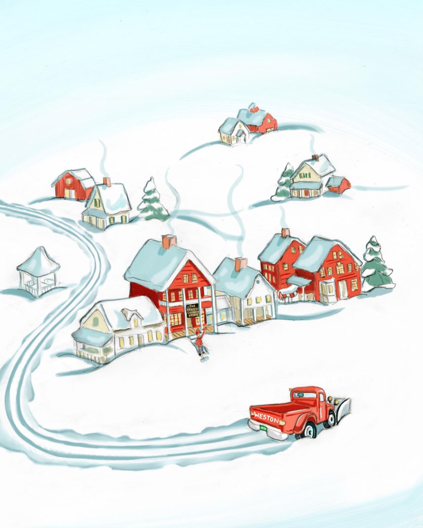 Vermonters Are Soft On Tough Winters