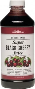 Super Black Cherry Juice