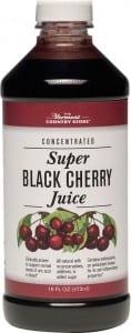 Super Black Cherry Juice