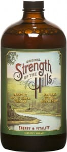 Strength of the Hills Apple Cider Vinegar Tonic