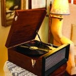 The Original Crosley Record Player