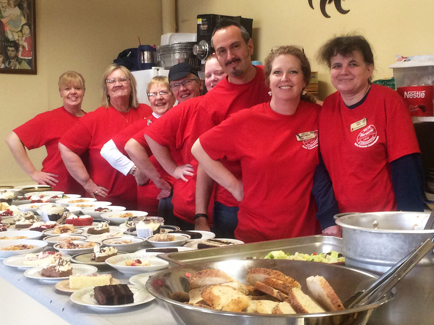 Vermont Country Store volunteers support strong communities