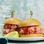 Maine Lobster Sliders Kit