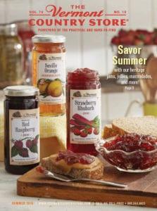 2016 summer catalog cover