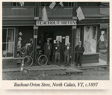 Teachout-Orton Store