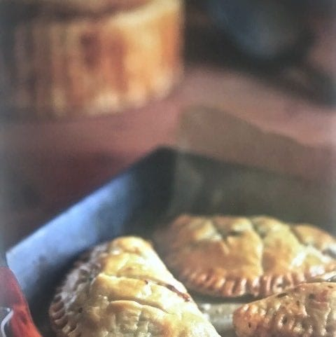 Pork Pocket Pies