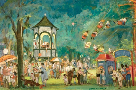 Royalton Fair by Cecil C. Bell
