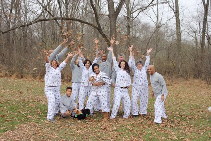 Get in the Holiday Spirit with Family Pajamas!