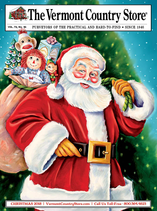 Vermont Country Store Christmas Catalog