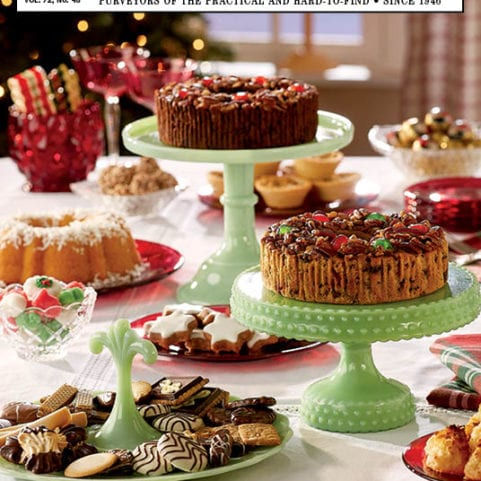 Vermont Country Store Christmas Food Catalog