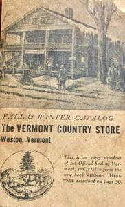 coffee mills in original vermont country store catalog