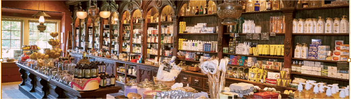 health and wellness items at The Vermont Country Store