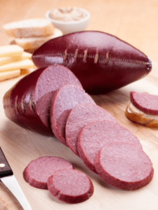 One pound Football Sausage