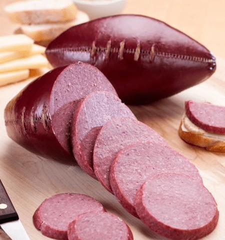 One pound Football Sausage