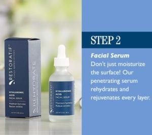 Skincare Step 2: Face Serum