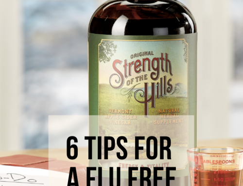 6 Tips for a Flu Free Winter