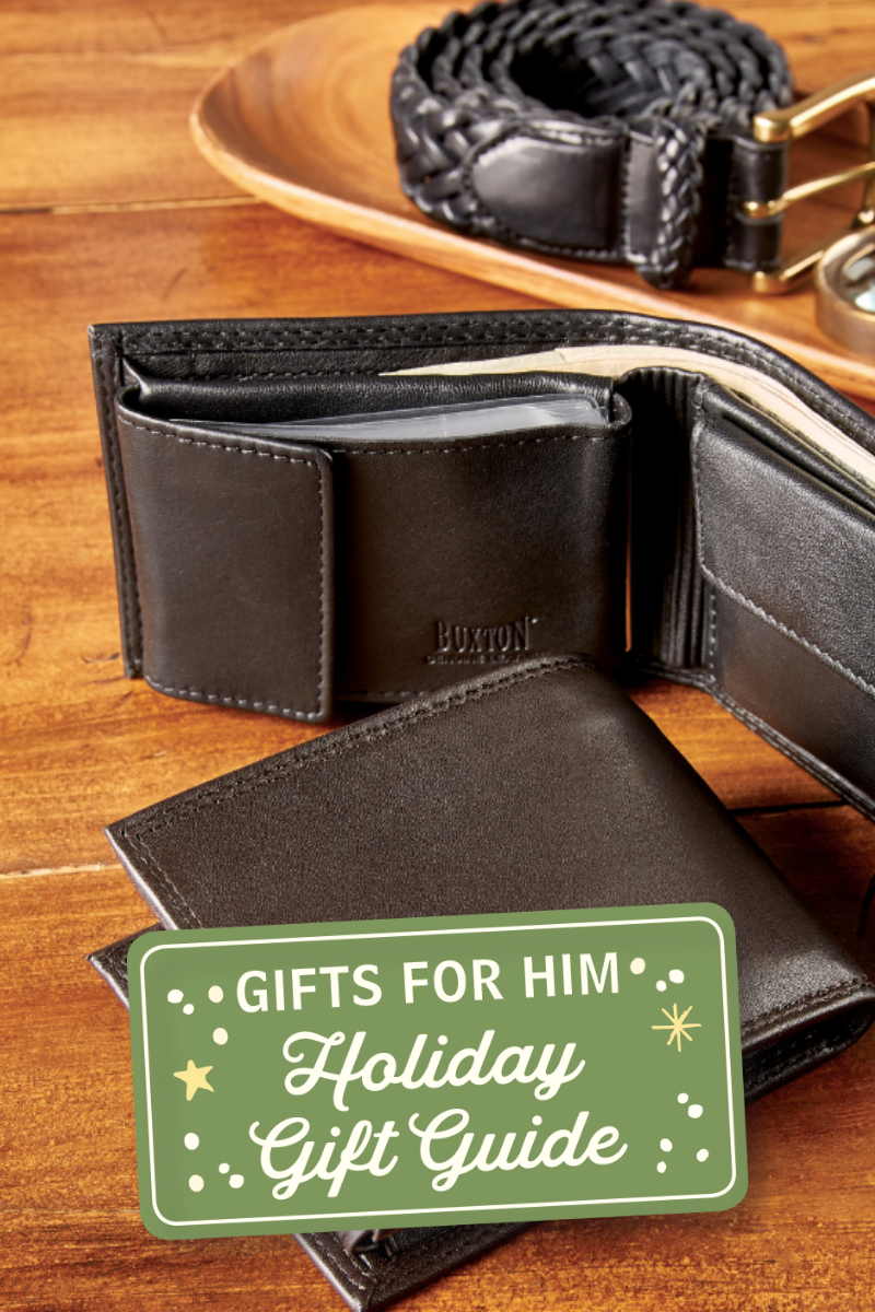 Gifts for Him, Holiday Gift Guide