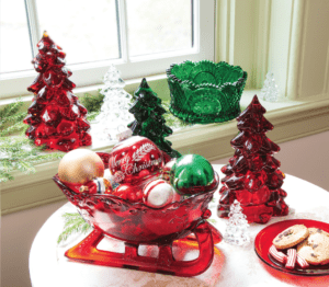 mosser glass christmas items