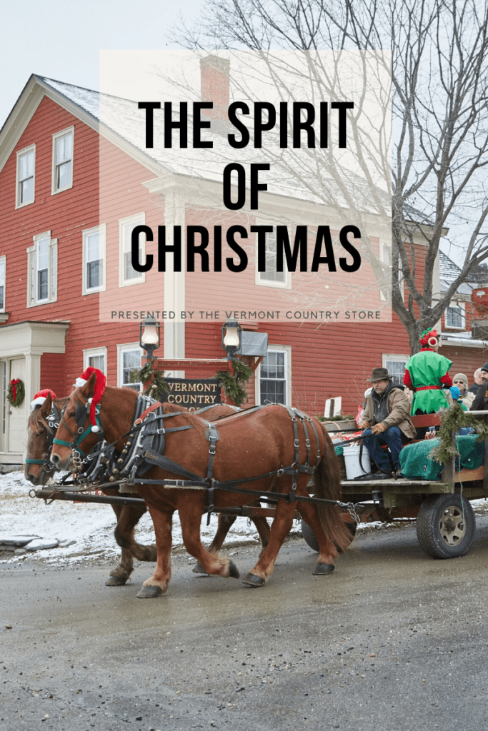 The Spirit of Christmas in Weston