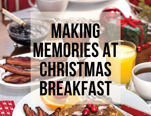 Christmas Breakfast Memories