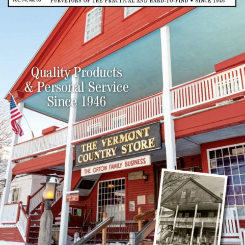 Vermont Country Store Winter Catalog Cover