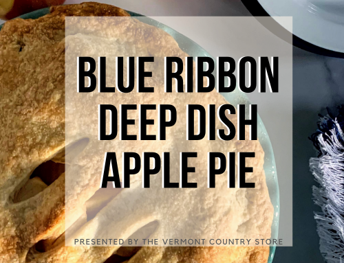 Blue-Ribbon Deep-Dish Apple Pie