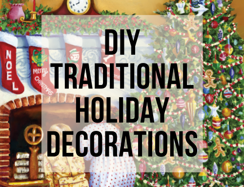 Deck the Halls with DIY Traditional Decorations