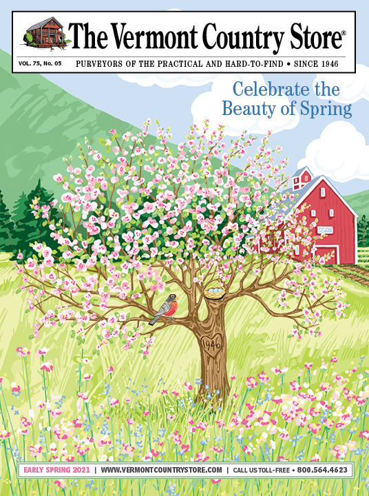Vermont Country Store Spring Catalog Cover